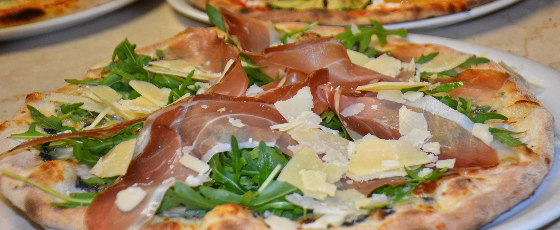 Re di Mezzo, pizza