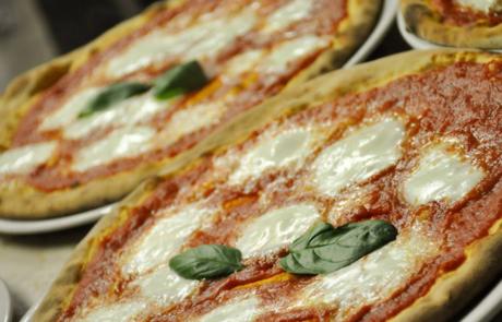 Re di Mezzo, pizze