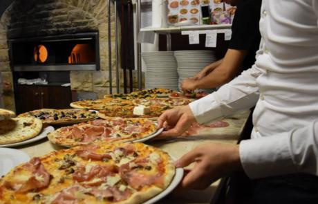 Re di Mezzo, pizzeria