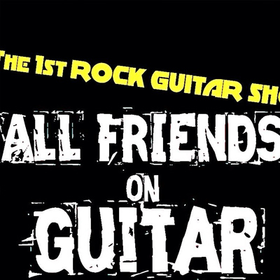 All Friends On Guitar